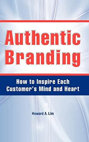 Authentic Branding Bookcover