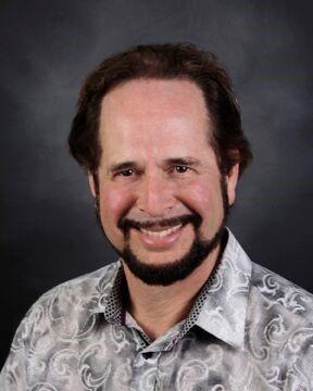 headshot of David Liberstein
