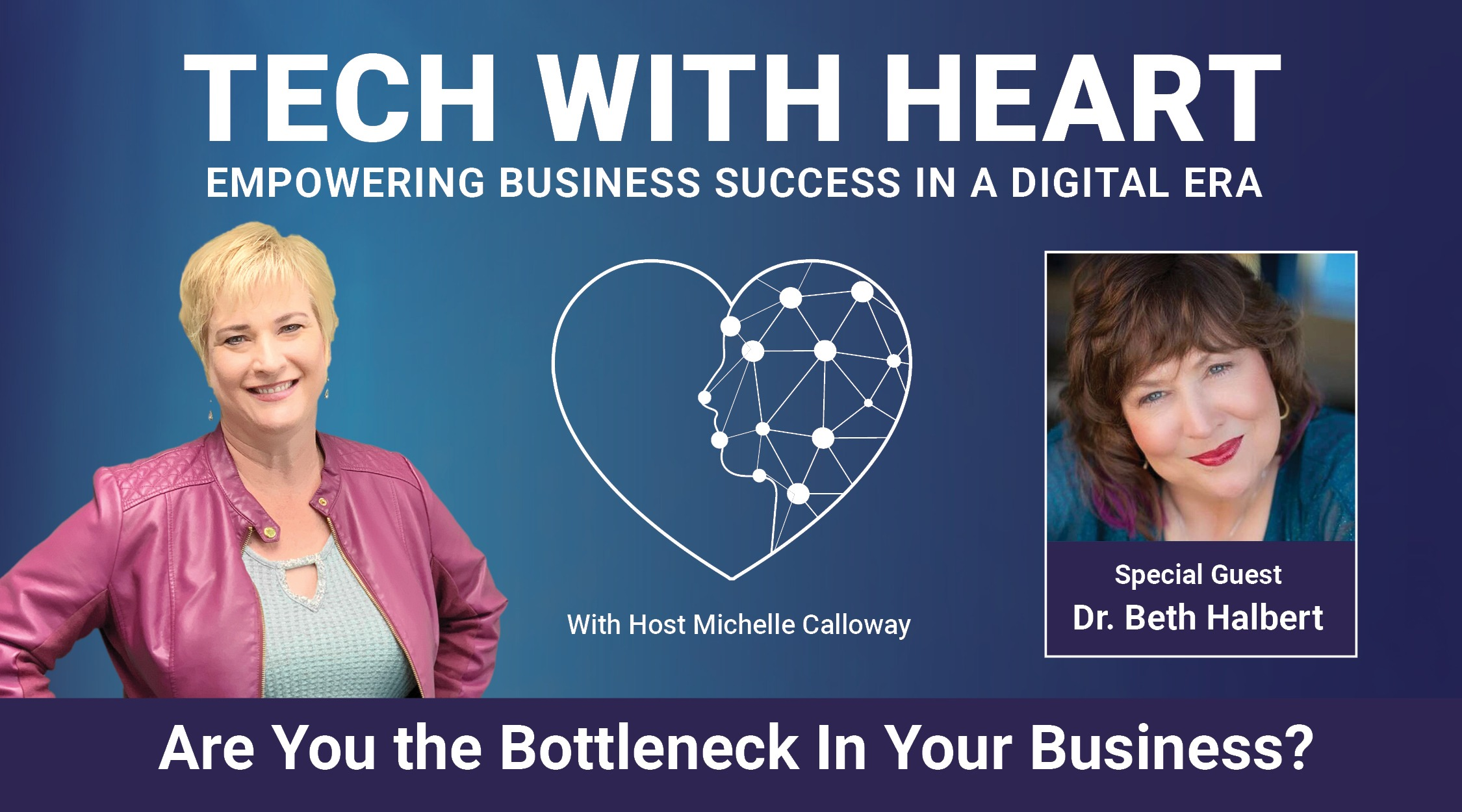 A Tech With Heart Interview With Beth Halbert
