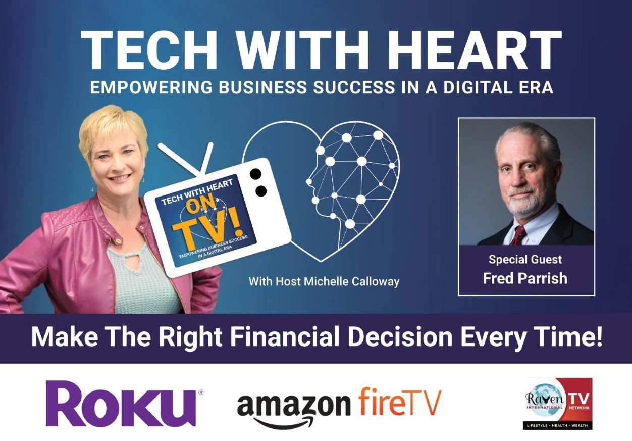 The Profit Beacon Helps You Make The Right Financial Business Decisions – With Fred Parrish, Co-author Of The E-Myth Chief Financial Officer