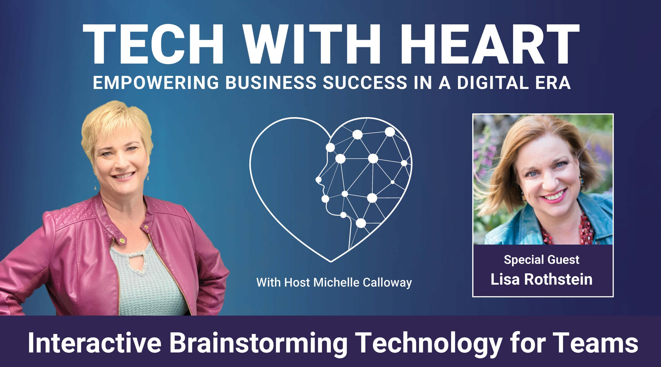 Interactive Brainstorming Technology for Teams with Lisa Rothstein
