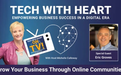 Grow Your Business Through Online Communities- A Tech With Heart Interview With Eric Groves of Alignable