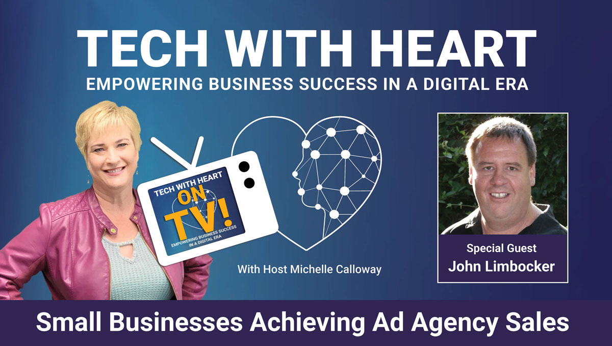 Small Businesses Achieving Ad Agency Sales with John Limbocker